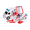 Caminhão de Primeiros Socorros Workshop Junior Truck com Acessórios