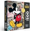 Quebra-Cabeça Disney Mickey Mouse 500 Peças