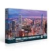 Quebra-Cabeça Panorâmico Skyline de Chicago 1500 Peças