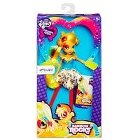 Boneca Applejack Rainbow Rocks My Little Pony Equestria Girls1