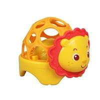Brinquedo Educativo Animais Divertidos Leãozinho
