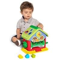 Brinquedo Educativo Mini House