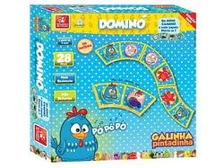 DOMINO GALINHA PINTADINHA