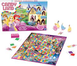 Jogo Candy Land Princesas Disney