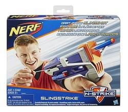 Lancadores de Dardos Nerf N Strike Slingstrike