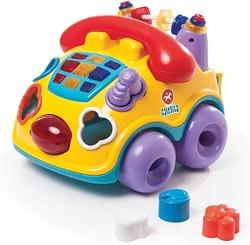 Brinquedo Educativo Falafone Calesita