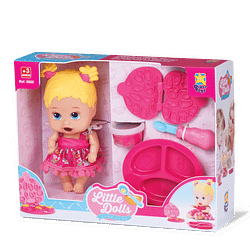 BONECA LITTLE DOLLS COME COME e1615139164277