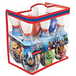 Jogo de Boliche Vingadores Avengers Marvel