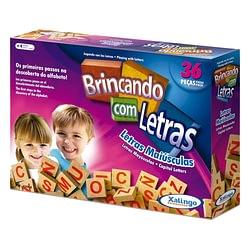 BRINCANDO COM LETRAS MAIUSCULAS