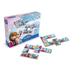 DOMINO EDUCATIVO FROZEN DISNEY