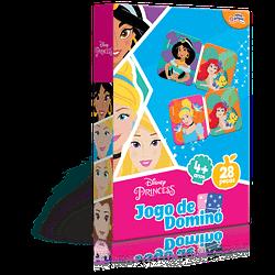 JOGO DE DOMINO PRINCESAS DISNEY