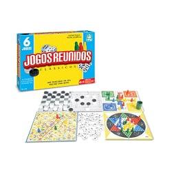 JOGOS REUNIDOS 6 JOGOS CLASSICOS