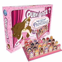 Jogo Quem e Voce Princesas