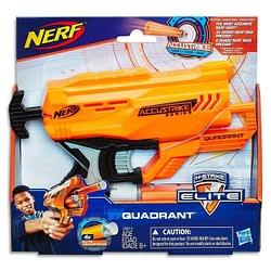 Lancador de Dardos Nerf N Strike Elite Quadrant