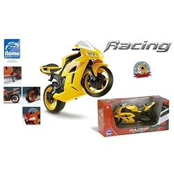 MOTO RACING MOTOR