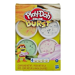 Massinha Play Doh Color Burst