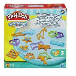 Massinha Play Doh Cookies Coloridos