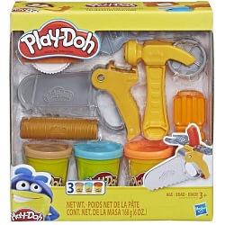 Massinha Play Doh Ferramentas Divertidas