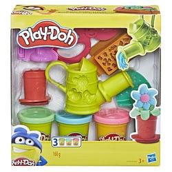 Massinha Play Doh Kit de Jardinagem