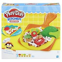 Massinha Play Doh Kitchen Creations Festa da Pizza
