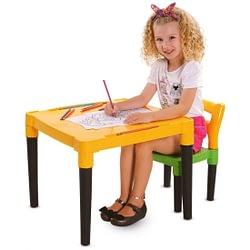 Mesinha Infantil com Cadeira Viva Brincar