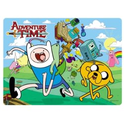 QUEBRA CABECA ADVENTURE TIME 60 PECAS