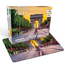 Quebra Cabeca Paris 500 Pecas