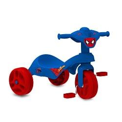 Triciclo Infantil Tico Tico Spider Man Marvel