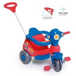 Triciclo Infantil Velocita Vermelho