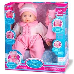 Boneca Interactive Baby Friozinho