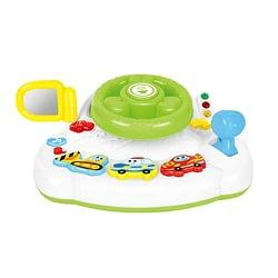 Brinquedo Educativo Volante com Luz e Som