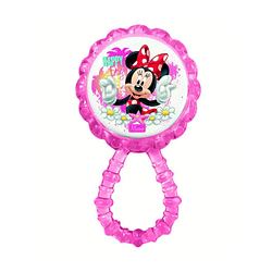 Chocalho e Mordedor Minnie Disney Baby