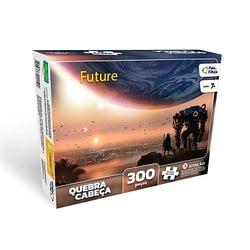 Quebra-Cabeça Future 300 Peças
