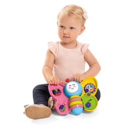 Brinquedo Musical Babyleta Rosa