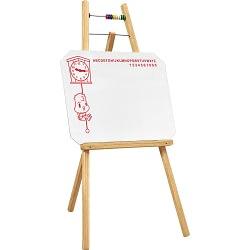 Cavalete com Quadro Infantil Branco Pedagógico