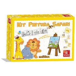 Kit de Pintura Safari