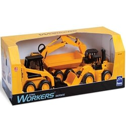 Tratores Roma Workers Series 4 em 1