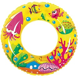 Boia Inflável Redonda Swim Ring