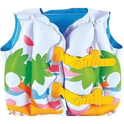 Colete Inflável Tropical Infantil