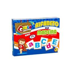Jogo Alfabeto na Madeira