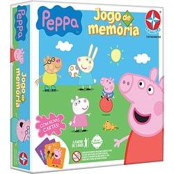 Jogo da Memória Peppa Pig
