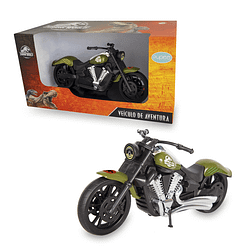 Moto Jurassic World Universal