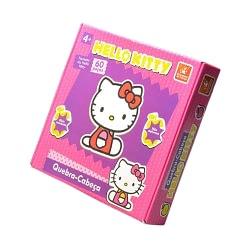 Quebra-Cabeça Hello Kitty 60 Peças