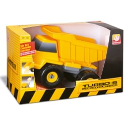 Caminhão Basculante Turbo S com Pá Construction