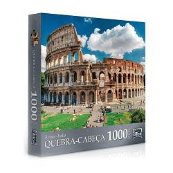 Quebra-Cabeça Roma Itália 1000 Peças