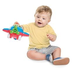 Brinquedo Educativo Avião Aero Magic