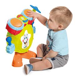 Brinquedo Educativo Baby Batera