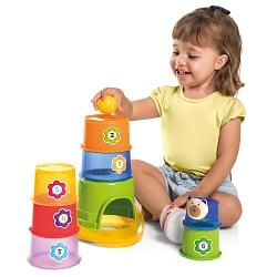 Brinquedo Educativo Baldinho Maluco