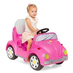 Carro Infantil Cross 1300 Fouks Rosa