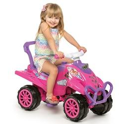 Quadriciclo Infantil Cross Turbo Calesita Pink